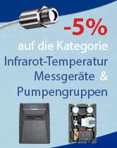 5% Sommerrabatt auf unsere neusten Produkte