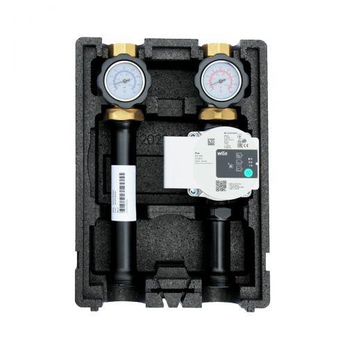 0031 | Heizkreispumpengruppe direkt, mit Wilo Para STG 25/8-75 Hocheffizienzpumpe