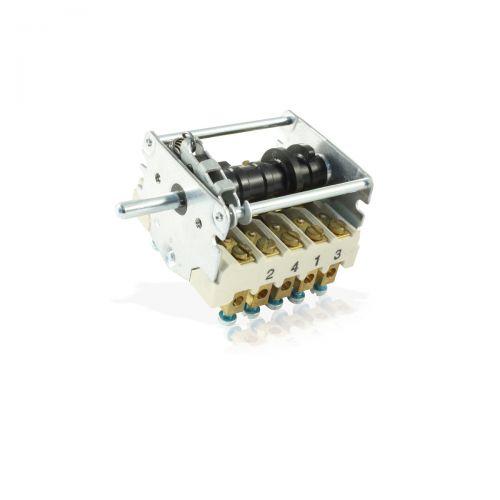 E.G.O. Geräteschalter - 5-Takt Schalter mit Signalkontakt - E.G.O. 43.35232.000