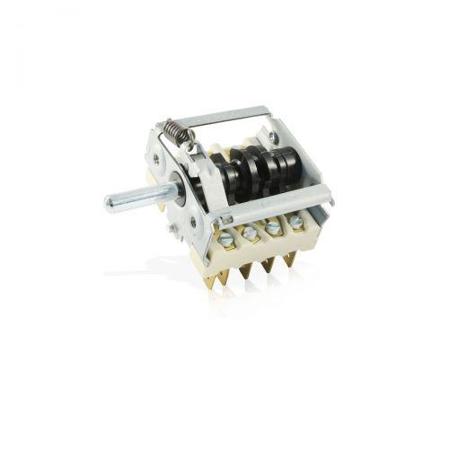 E.G.O. Geräteschalter - 4-Takt-Schalter mit Signalkontakt - E.G.O. 49.24215.520