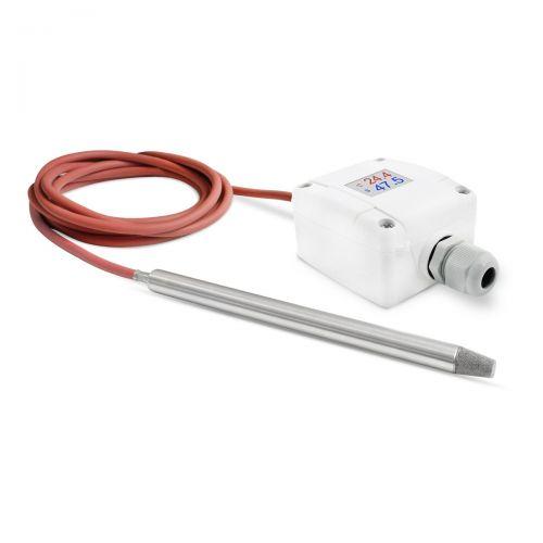 Hochtemperaturkombifühler für Temperatur und Feuchte (0-10V/4-20mA)