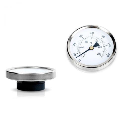 Bimetall-Anlegethermometer mit Haftmagnet