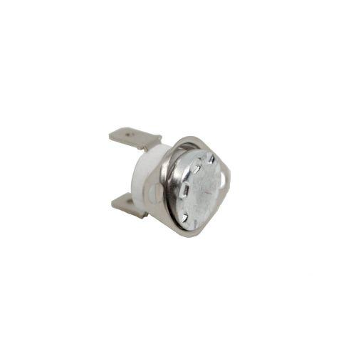 Bimetall Temperaturschalter - Thermostat - Öffner/Schließer - Keramik - drehbarer Überwurf-Flansch