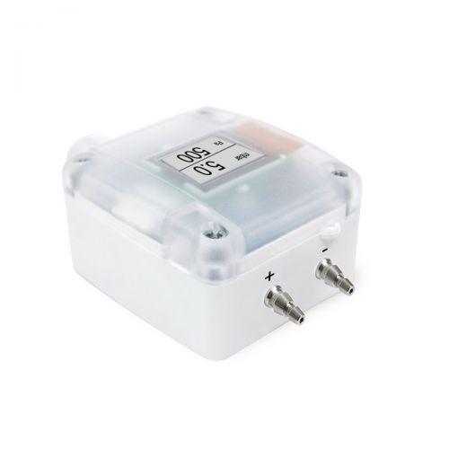 Differenzdruckmessumformer mit -10...+10mbar/-70...+70mbar