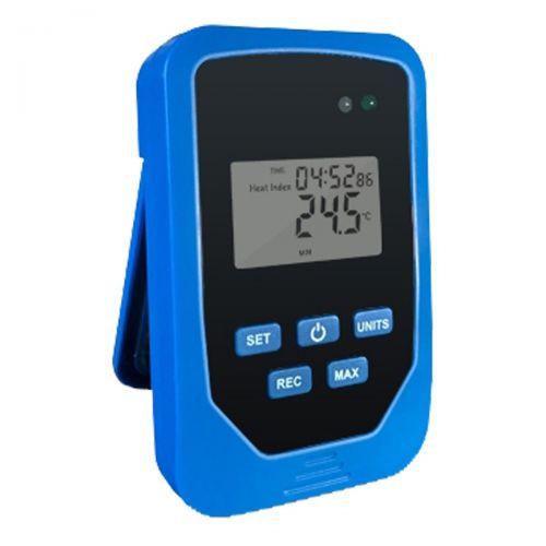 Datenlogger für Temperatur / Luftfeuchte mit Display