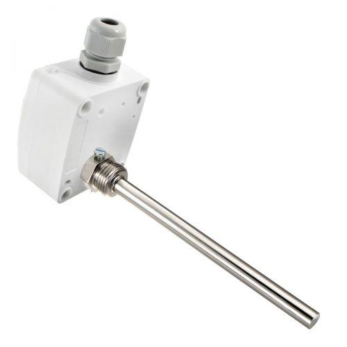 """Einschraubtemperaturfühler mit Messingtauchhülse G1/2"""" bis 150°C"""