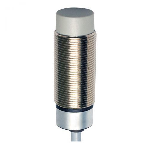 Induktiver M18-Näherungssensor mit 2m Anschlusskabel - ungeschirmt - Schaltabstand 8mm