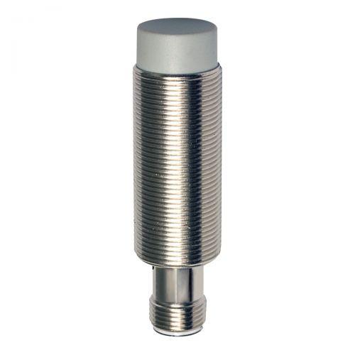Induktiver M18-Näherungssensor mit M12 Steckverbindung - ungeschirmt - Schaltabstand 8mm