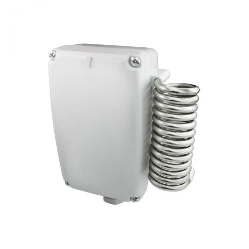 Industrieraumthermostat mit Inneneinstellung