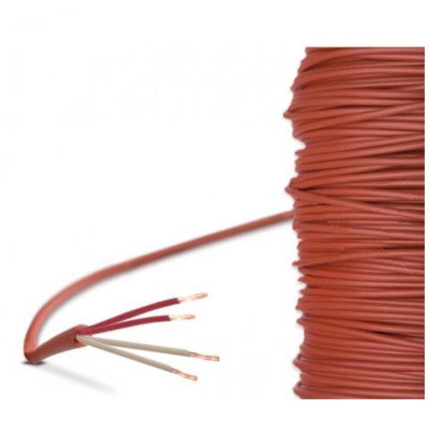 Silikon-Leitung - 4-Leiter (-60°C...+180°C)