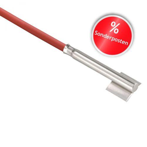 Rohranlegefühler mit Edelstahlhülse | Silikon, PT1000A, 2.0m, 2-Leiter | Sonderartikel