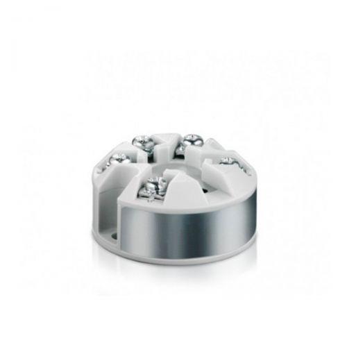 Temperaturtransmitter für PT100 Konfiguration per Druckknopf