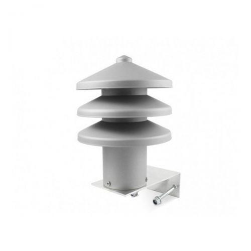 Wetterhütte für Temperatur und Feuchte (0 10V/4 20mA)
