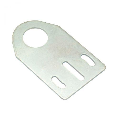 Axiale Montagehalterung aus Metall für zylindrische M18-Sensoren