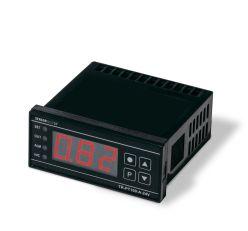 TEMPERATURREGLER Messeingang typ Pt100 Thermostat Temperaturschalter RTD Heizung