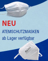Atemschutzmasken ab Lager